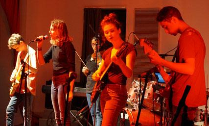 Ensemble Musical Crollois - Orchestre Ados  - Concert Rock en Stock