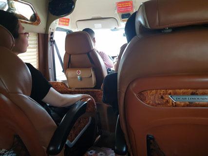 Luxusvan von Ninh Binh nach Ha Giang