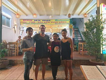 Ken Ha Noi Restaurant in Nha Trang