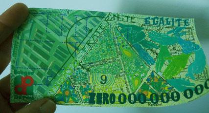 billet ZERO0000000000000