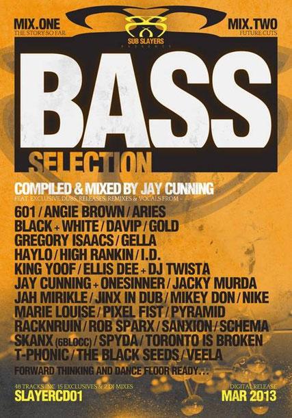 Jay Cunning | Bass Selection | Jay Cunning