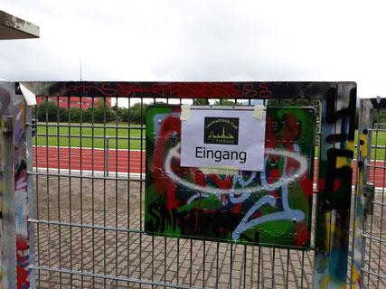 Staudingerstadion in Freiburg - Foto: privat