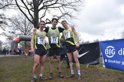 LAC-Team Männer Mittelstrecke - Foto: A.Rüsing