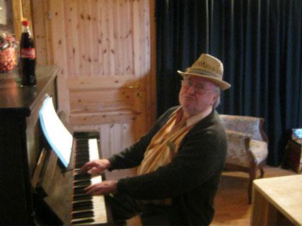 Windunstmusikant Kurt Köhler
