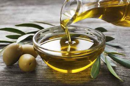 Haar Pflege mit Olivenöl