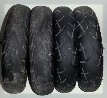 SKIKE Reifen wechseln