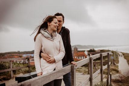 Verlobungsshooting in Zoutelande Felix Schmidt Fotografie