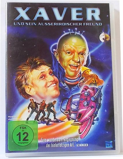 DVD Tipp - Xaver und sein ausserirdischer Freund