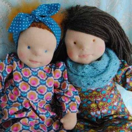 Pupala-Puppen