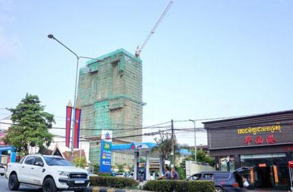Investissements chinois massifs à Sihanoukville