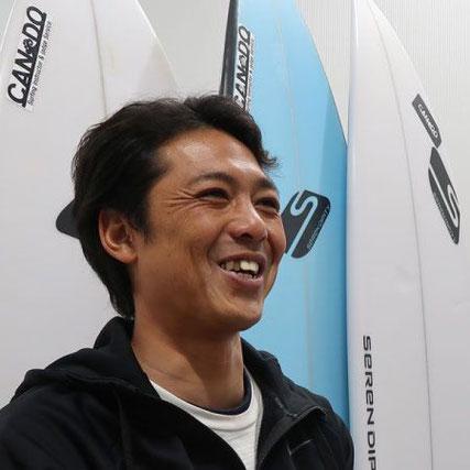 ISA国際サーフィン連盟・NSA日本サーフィン連盟公認サーフコーチ前田淳