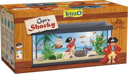 Tetra LED-Aquarium Capt'n Sharky