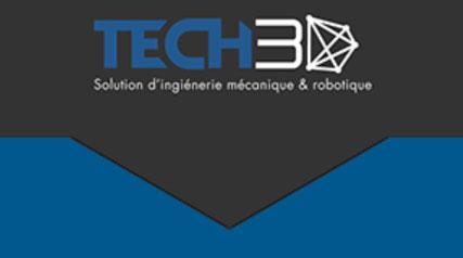 Logo Tech 3D