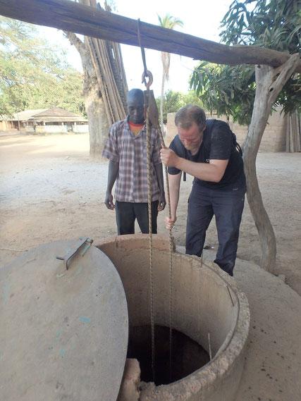 Tumani Tenda eco camp Gambia