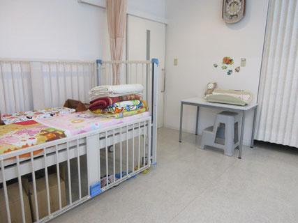 医療法人元気会 なかむら小児科 点滴室