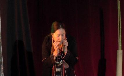 Hélène PHUNG à la guimbarde