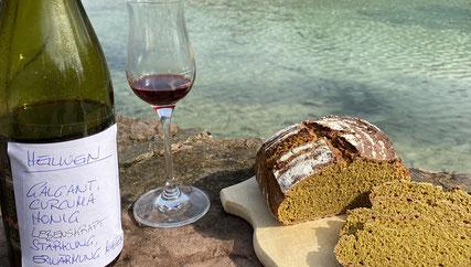 Galgant-Heilwein nach Hildegard von Bingen