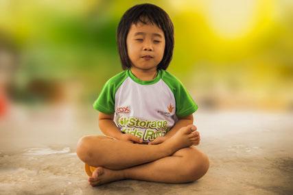 Meditationssitz Sitzposition Meditation