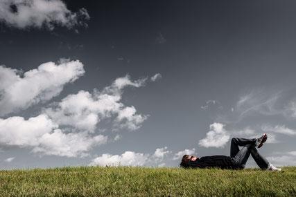 Entspannung zur Ruhe kommen Meditation lernen