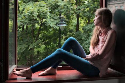 Meditation Kopfkino zur Ruhe kommen