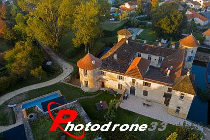 Photographie aérienne pour particuliers en Gironde