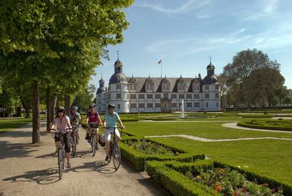 Auf das richtige Fahrrad kommt es an © Touristikzentrale Paderborner Land e.V.