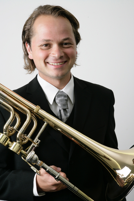 Wolfgang Pfistermüller, Symphonic Brass Trio Vienna, Posaune
