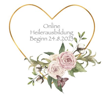 Heilerausbildung online Beginn 22.9.2021