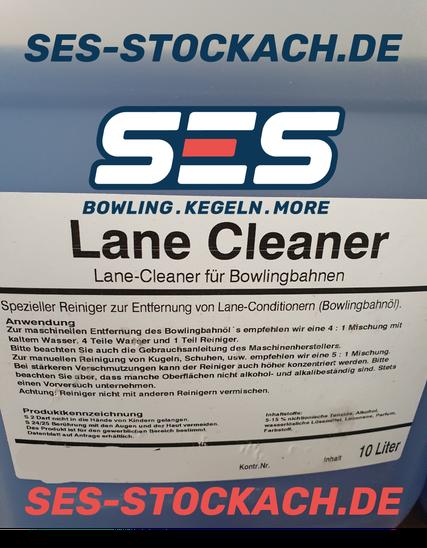 55-300867-000 Grundreiniger Lane Cleaner SES Stringpinsetter Stringpin