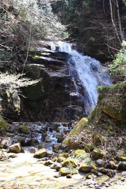 """Ō-Taki, la cascade """"homme"""""""