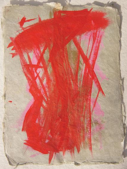 Kunstwerk SHŪJI I auf ARTS IV als Acrylglas- oder Schattenfugenrahmen-Druck bestellen
