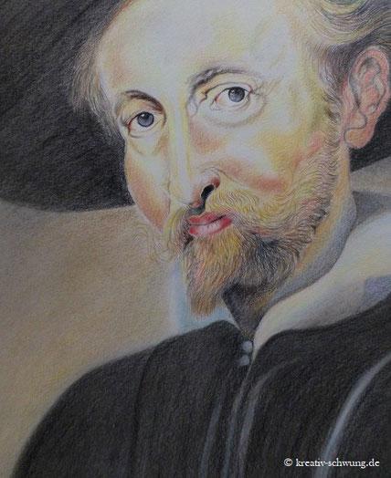 Rubens, nach einer Vorlage des Malers, 2019