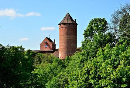 Burg Treyden Tureida Livland Lettland Baltikum Lost Places Unlost Places