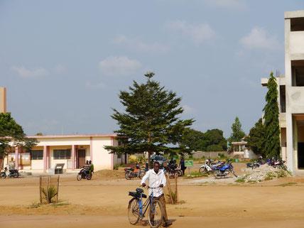 Partnerschule in Tankpè, Bénin (Westafrika)
