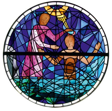 Taufe Kirche Leuna