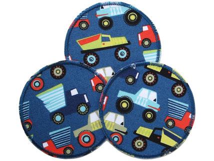 Bild: Hosenflicken Applikation Auto Bügelflicken für Jungen