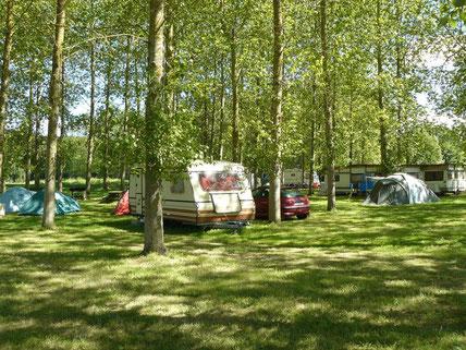 zona de acampada de Lespielle (vic-bilh madiran)