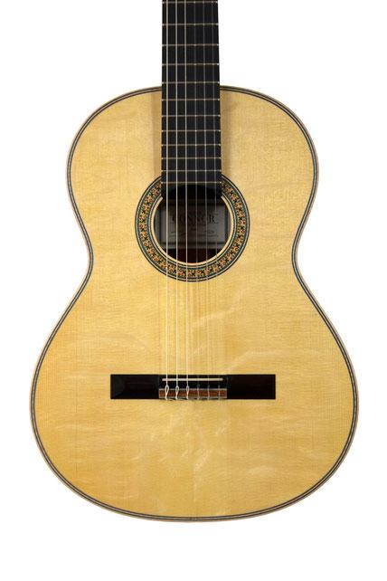 Stephan Connor guitare classique