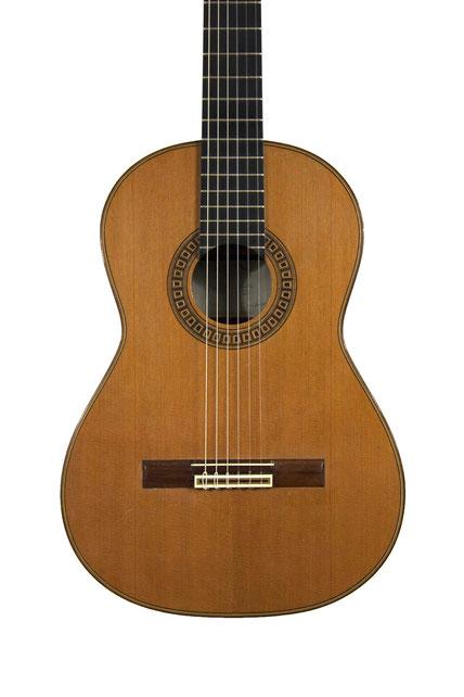 Santiago de Cecilia guitare classique