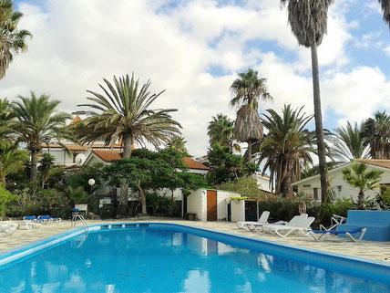 Link und Bild zum Apartment mit Pool in Chayofa