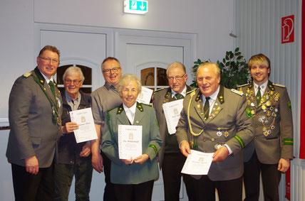 Foto: Schützenverein Tweelbäke