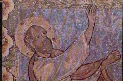 Paulus und die Viper