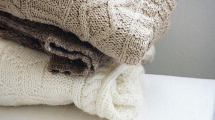Tricoter la Laine Mérinos
