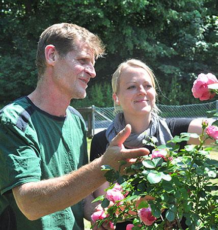 Analena Krause und Michael Krause-Frommer, Krause-Haus-Gärten Ostfildern Kemnat