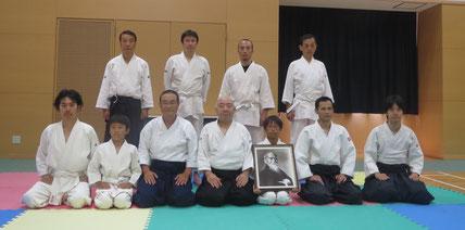 平成28年8月21日 縁あって道友が訪問されました。
