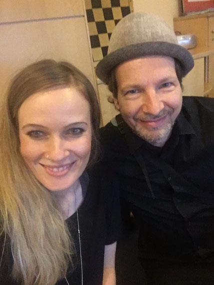 mit Annika Nilles 2019