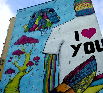 Gdansk, Mural Styles