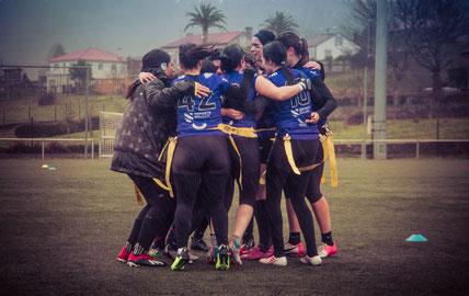 Flag Football Santiago Black Ravens