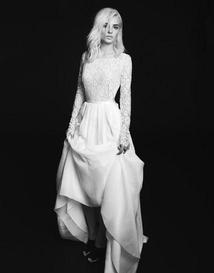 Robe de mariée Rime Arodaky 2015