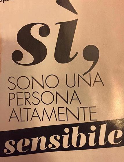 PAS, Ipersensibilità